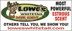 Scent - Lowes Whitetail Scents